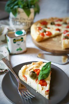We've been featured on Tasting Britain with an all #Italian #Classic: #Neapolitan Crusty Pie with #Basil Flavoured #OliveOil! #YUMMY!