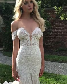 Stunning Embroidered Strapless Sweetheart Wedding Dress / Bridal Gown with a Tain by Morilee wedding dresses 2019 Morilee Stuning Wedding Dress Stunning Wedding Dresses, Luxury Wedding Dress, Boho Wedding Dress, Dream Wedding Dresses, Bridal Dresses, Beautiful Dresses, Bridesmaid Dresses, Satin Mermaid Wedding Dress, Sweetheart Wedding Dress