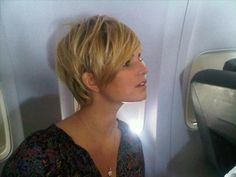 I would never be brave enough, but I so love this cut!
