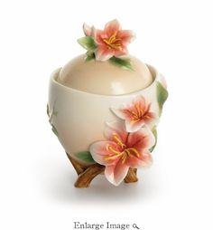 Franz Azalea Allure Sugar Jar