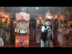 Preot Vasile Spătaru - Predica de pe 7 februarie 2021 (Despre cele 9 suferințe ale iadului) - YouTube