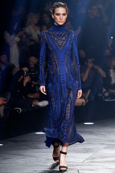 Roberto Cavalli Fall 2014 Ready-to-Wear - Collection - Gallery - Style.com