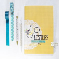 Even though im not completely done with my April #listersgottalist , I'll catch up while working on May. Made a slightly bigger notebook this month cause I'm taking a different approach. #listersgottalistmay2015zinia