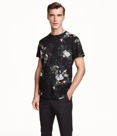 Pattern T-Shirt | H&M