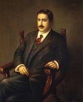 Diego Molina Rueda, presidente de la Diputación de Córdoba entre el 06-01-1936 y el 21-03-1936