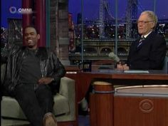 Chris Rock goes on the Late Show with David Letterman in the fall of 2009 and busts Dave's chops about the scandal coming to light that Letterman had cheated on his wife with some of his staff members. Brian Williams, Robin Williams, David Letterman Show, Math Genius, Close Up Magic, Chris Rock, Bob, O Reilly, Ted Talks