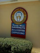 Best donuts ever, located in Ocean Springs, MS.   And they just might be!