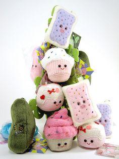 xmas ornaments by scrumptiousdelight, via Flickr