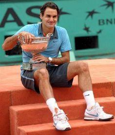 Roger Federer images Roland Garros  wallpaper and background photos