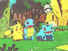 Pokemon gif : Meanwhile in the pokemon world, bulbasaur trying to sleep togepi Top Pokemon, Pokemon Gif, Pokemon Memes, Cute Pokemon, Pokemon Stuff, Pikachu, Pokemon Charmander, Bulbasaur, Sleeping Drawing