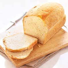 Bread-making doesn't have to be a challenge – discover our easy bread recipes for a simple loaf. Try making your own white, rye or tiger bread. in crockpot meals to make tortillas amish bread bread recipes Loaf Recipes, Easy Bread Recipes, Bbc Good Food Recipes, Baking Recipes, Sourdough Recipes, Savoury Recipes, Baking Ideas, Yummy Recipes, Free Recipes