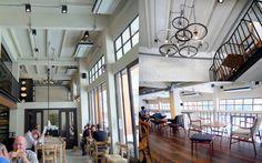 Bicycle Cafe Bangkok @ Ploen Chit. (visited end July).