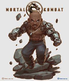 Mortal Kombat Z, Mortal Kombat Cosplay, Chibi Characters, Cute Characters, Fantasy Characters, Character Concept, Character Design, Mortal Kombat X Wallpapers, Arte Game Of Thrones