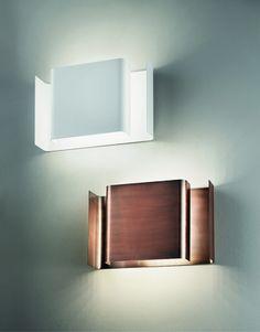 Lampada parete ALALUNGA, lamapada di design - Karboxx