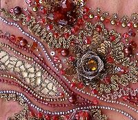 Indian embroidery, hand-done  amazing work