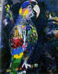 Marc Chagall & Jean de La Fontaine ~ Favole a Colori Marc Chagall, Artist Chagall, Chagall Paintings, Art Du Monde, Franz Kline, Antony Gormley, Jewish Art, Mark Rothko, Pablo Picasso