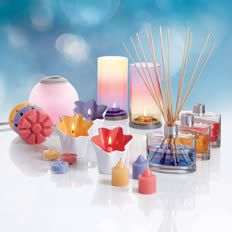 "Fragrance totally sets a mood!  Check out the ""aromacology"" of some of our new summer fragrances at 25% off in April only!"