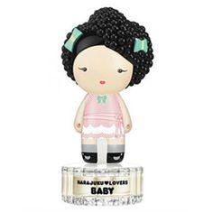 Gwen Stefani Harajuku Lovers Baby Edt - http://www.247babygifts.net/gwen-stefani-harajuku-lovers-baby-edt/