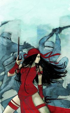 Elektra by Stephanie Hans