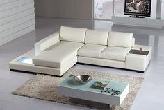 Ghế sofa da cao cấp, kích thước đa dạng