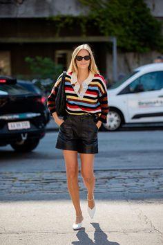 Street Style Inspiration from Copenhagen Fashion Week Spring 2021 - Coveteur