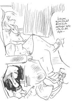La misma, misme tren. 15 de septembre 2014.