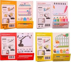 Flipkart.com | Fusen collection Regular 4 Sheets Regular, 4 Colors -