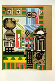 Artificial sun. From As is when posters & prints by Eduardo Paolozzi