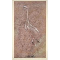 Image result for consciousness achieving the form of a crane morris graves