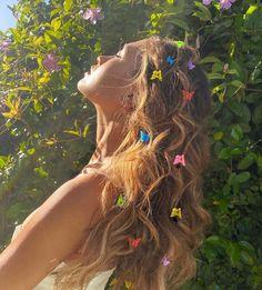 Hairstyles With Bangs, Pretty Hairstyles, Rainbow Hairstyles, Grunge Hairstyles, Natural Hairstyles, Pelo Indie, Hair Inspo, Hair Inspiration, Hair Streaks