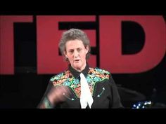 "A tireless advocate for people who think differently, Grandin makes the case that we need the collaboration of all kinds of minds to solve problems, prevent disasters, and accomplish objectives. Diagnosed with autism and someone who ""thinks in pictures"", Grandin sees the value in every individual's ability to make a contribution. See complete bio and view all TEDxDU Talks at www.tedxdu.com."