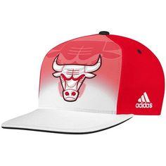 6f07a839a20 Chicago Bulls Adidas NBA 2011 Draft Snap Back Hat by Adidas