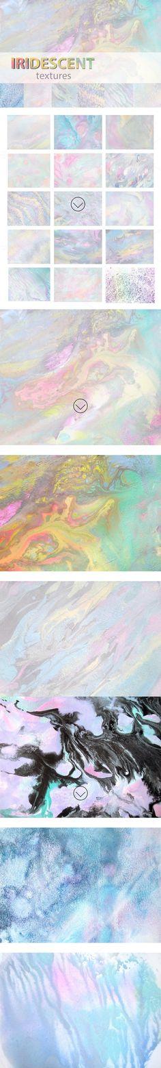 21 iridescent textures