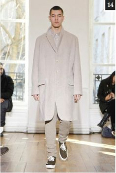 Julien David 2013-2014 Menswear