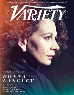 """#MagLove 17 October 2014 """"Showcasing the variety of women's power"""". Variety, October 2014: Power of Women - Donna Langley."""