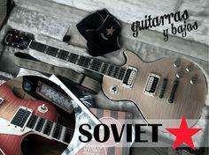 #SovietGuitar #GuitarrasSoviet #GuitarraLesPaul