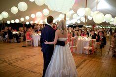 Malloy Events at Private Estate, Martha's Vineyard, MA. interior tent lighting