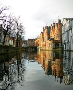 Bruges, Belgium...