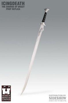 Drizzt Do'Urden Icingdead Sword Replica