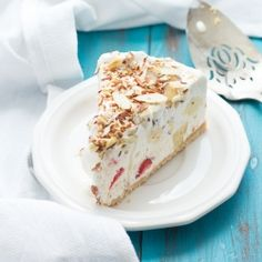 Strawberry Shortcake Ice Cream Pie