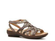 Naturalizer Jamboree Flat Sandal Women's Casual Sandals Sandals Women's Shoes - DSW