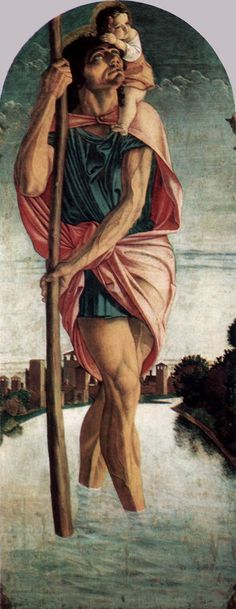 1468 - Polyptych of San Vincenzo Ferreri - Giovanni Bellini