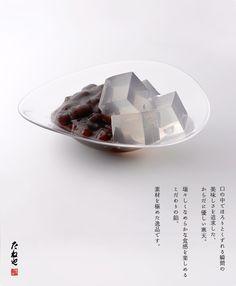 口の中でほろりとくずれる瞬間の 美味しさを追求した、 からだに優しい寒天。 瑞々しくなめらかな食感を楽しめる こだわりの餡。 素材を極めた逸品です。 Japanese Sweets, Japanese Wagashi, Japanese Food Art, Japanese Cake, Uji Matcha, Poster Design, Asian Desserts, Edible Art, Aesthetic Food