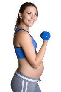 O exercício físico na gravidez - Corre Salta e Lança