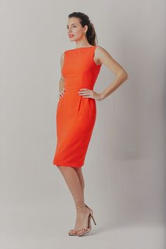 Coral short prom dress Tulip Christmas dress   Etsy