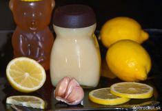 Cesnakový elixír Keeping Healthy, Vegan Vegetarian, Natural Remedies, Smoothie, Health Tips, Lime, Cooking Recipes, Healing, Pudding