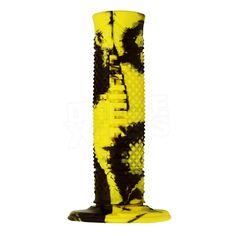 Domino Soft Hand Snake Grips - Yellow Black