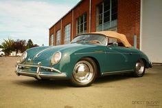 Porsche Speedster - RIP James Dean