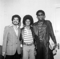 """""""Even the Jacksons have never seen these photos."""" (Photo: Alix Dejean)"""