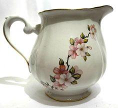 Lechera Antigua Sajonia Semi Porcelana Art 409 - $ 350,00 en MercadoLibre